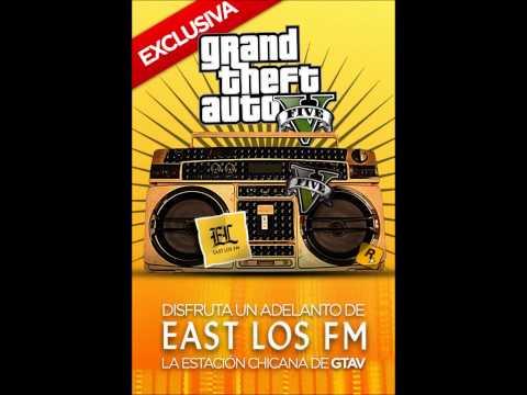 GTA V -EAST LOS FM: Jessy Bulbo-Maldito