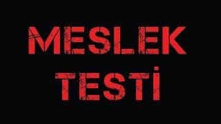 MESLEK TESTİ
