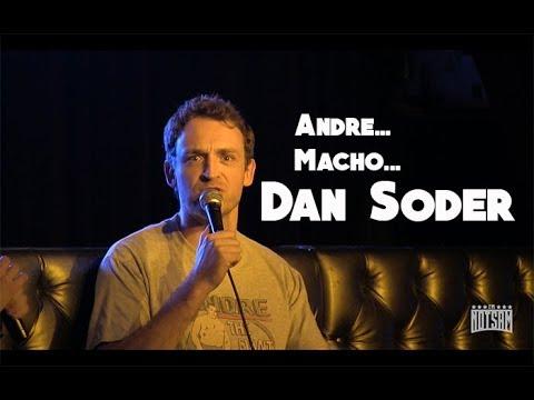 Dan Soder - Andre The Giant's Fear, Macho Man Magician, etc - Sam Roberts Live