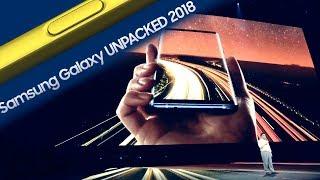 Презентация Samsung Galaxy Note9: как это было