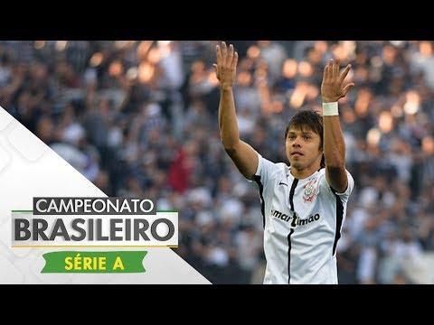 Melhores Momentos - Gols de Corinthians 3 x 2 São Paulo - Campeonato Brasileiro (11/06/2017)