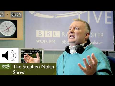 MLA's 'conscience clause' plans debated on the Stephen Nolan Show