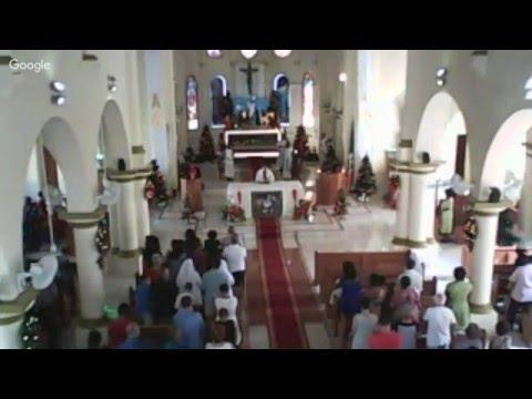 St. Kitts Catholic - Christmas Morning Mass 2015