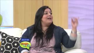 La actriz Constanza Hernández cuenta sobre el trasplante de córnea al que se debe someter