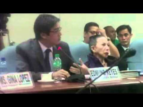 Senate Inquiry on Irresponsible Mining - Covered Live on ANC.