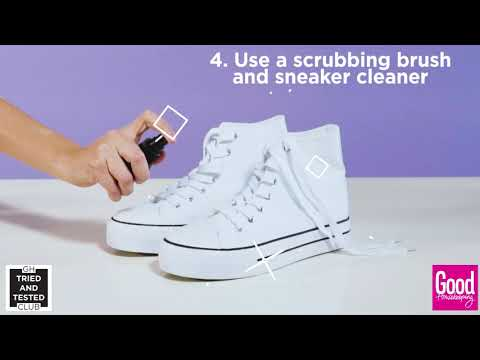 6 easy ways to clean your sneakers