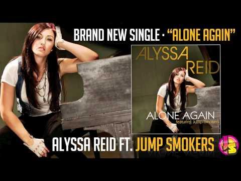 Alyssa Reid ft Jump Smokers  Alone Again  Art