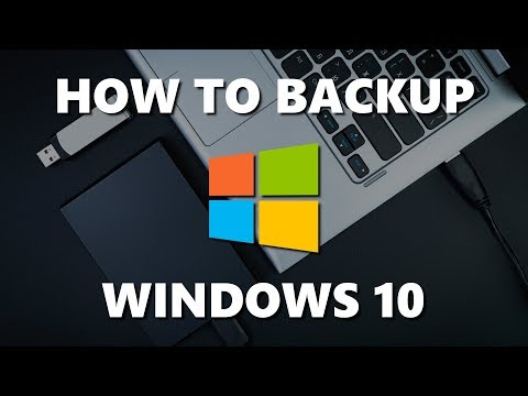 How To Backup Windows 10 Using File History (Beginners Guide)