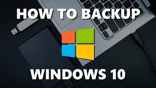How to Backup Winḋows 10 Using File History (Beginners Guide)