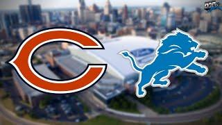 Chicago Bears Vs Detroit Lions Live Watch Party/Reaction