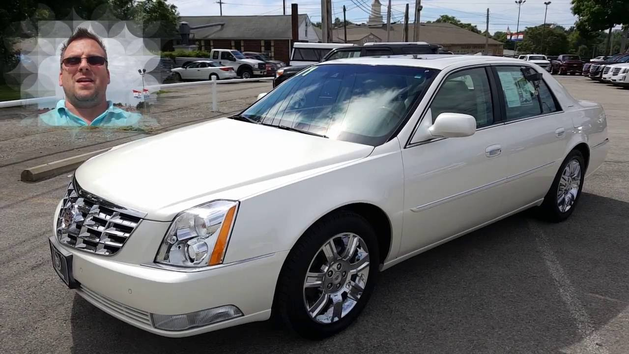 2011 Cadillac Dts Platinum For Andy Youtube