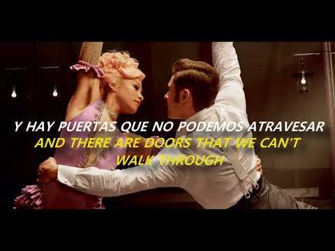 Rewrite The Stars - Zac Efron & Zendaya (The Greatest Showman) // Lyrics & Español