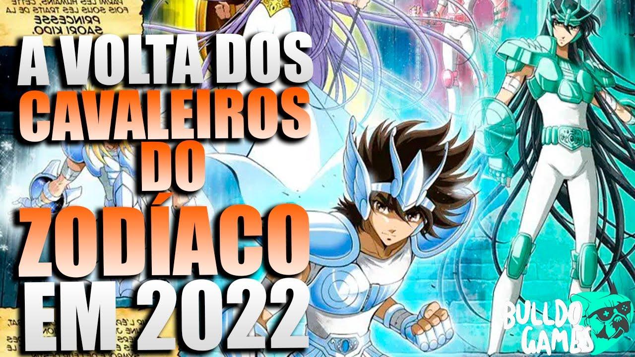 Cavaleiros Do Zodíaco VAI VOLTAR! Com História ORIGINAL e PERSONAGENS Do CLÁSSICO!