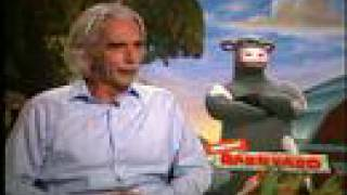 Barnyard Sam Elliott interview