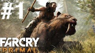 Far Cry Primal Gameplay Walkthrough Part 1 Let