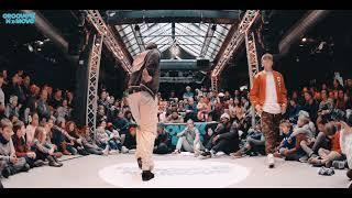 8TH Final Pop BATTLE GROOVE'N'MOVE 2018   Mathewz Brown Vs MT Pop