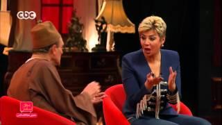 محمد صبحي يغازل مفيدة شيحة: يخرب «مطنك» وضحكتك (فيديو)