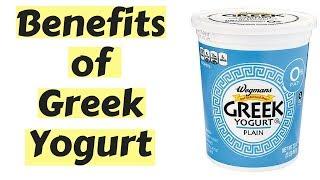 5 Amazing Benefits of Greek Yogurt For Health !!