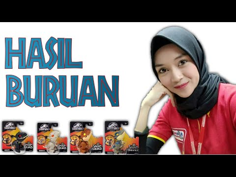 snap squad jurassic world indonesia - Mainan Alfamart