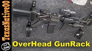 "Overhead Gun Rack For Your Truck By ""rugged Gear"" - Review"
