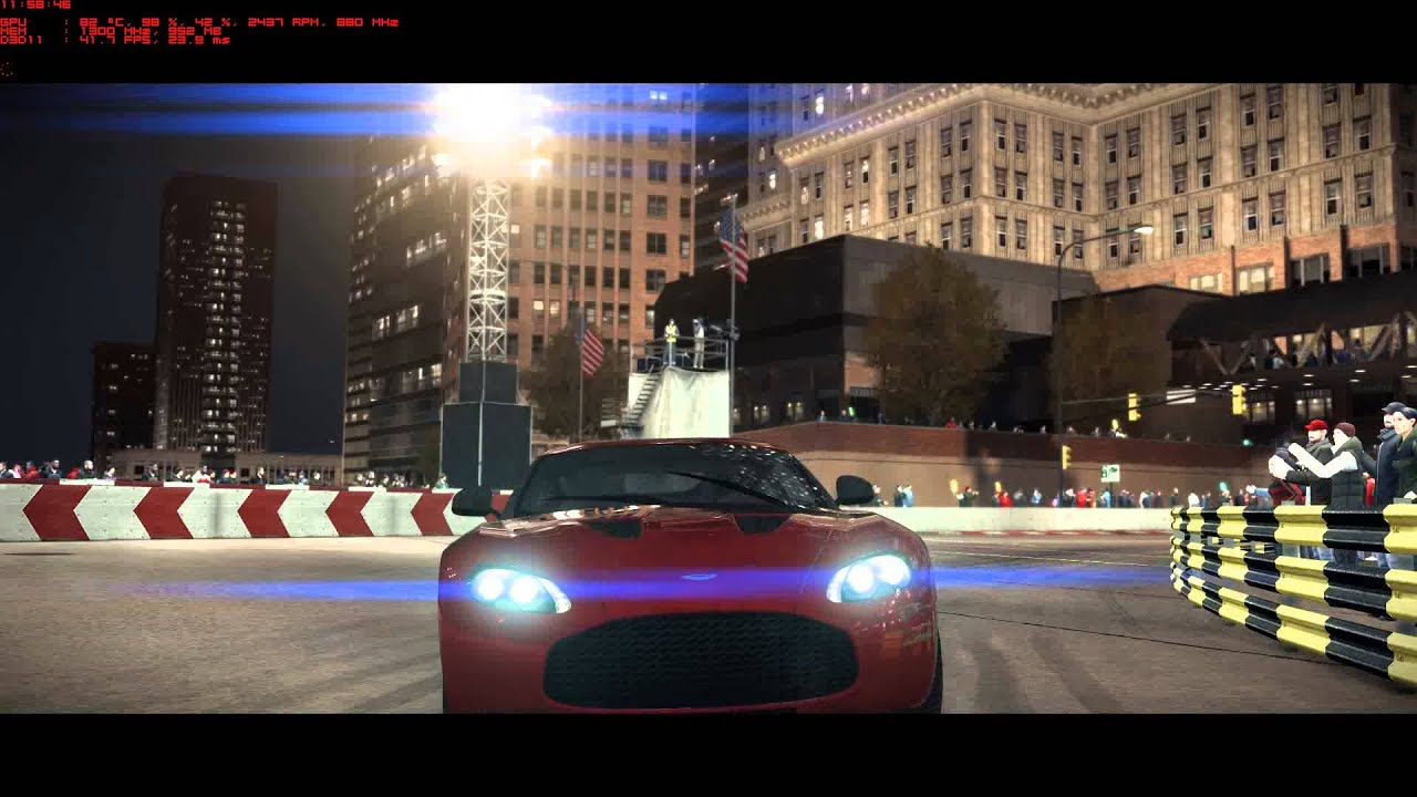 grid2 Aston Martin V12 Zagato Gaming
