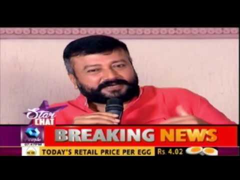 Star Chat: Jayaram & Parvathy Nambiar On 'Sathya' | 23rd  April 2017 | Full Episode