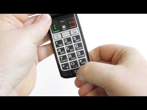 emporiaCONNECT - Senioren Handy mit Notruf- und GPS Funktion Hands On Test ►► notebooksbilliger.de