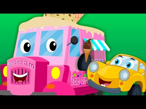 Ralph and Rocky   Food truck song   video for kids