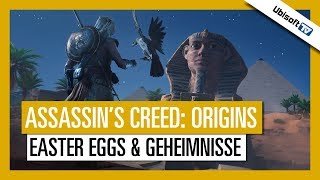 Easter Eggs und Geheimnisse in Assassin