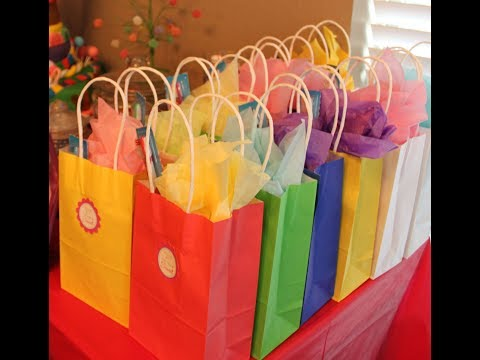 Goodie Bag Ideas | Goody Bags are Good Party Fun