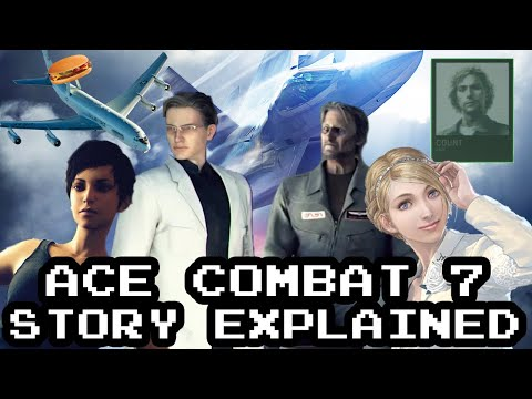 Ace Combat 7 Very Accurate Story Recap