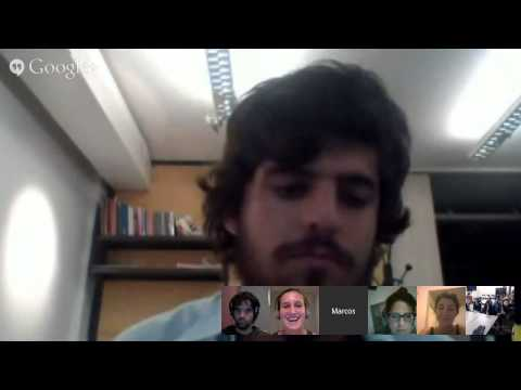 Alverno College Hangout Collaboration between Teach for America and Enseña por Argentina
