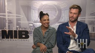 If Tessa Thompson And Chris Hemsworth Could Erase One Memory ...