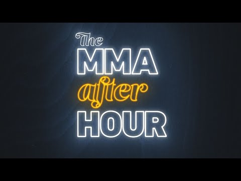The MMA (After) Hour: Episode 435 (w/ Ric's Picks and Twitter Q&A Exclusive)