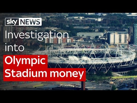 Olympic Stadium inquiry as costs soar by £51m