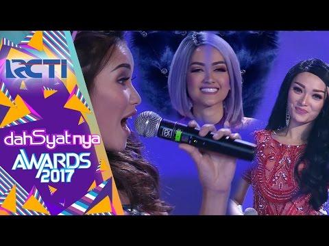 Kolaborasi Penyanyi Dangdut Wanita I Dahsyatnya Awards 2017