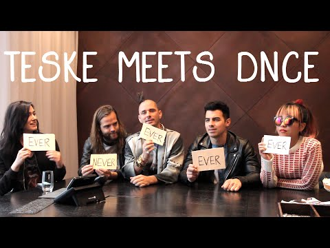 Never Have I Ever with DNCE