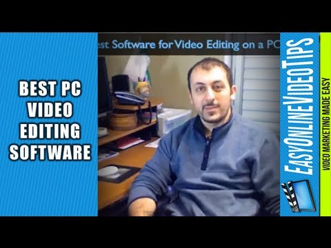 Best Software for Video Editing on a PC | Easy Online Video ...