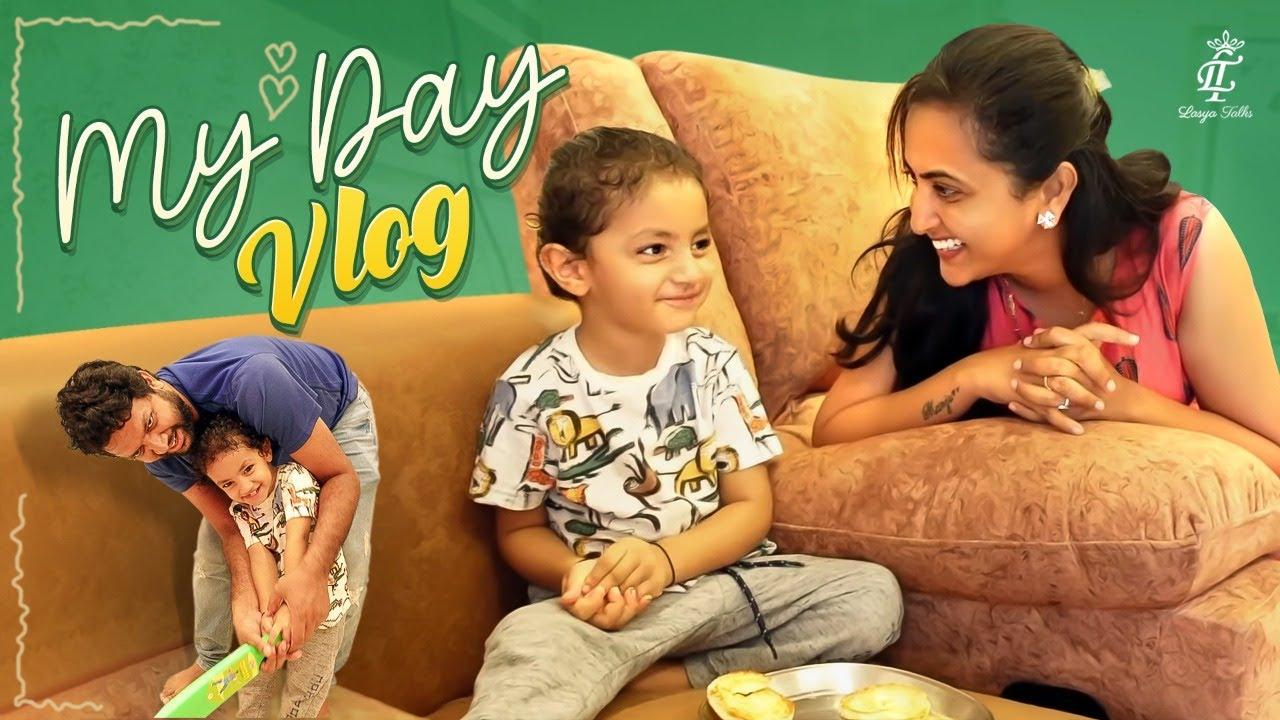 Lasya Talks || My day vlog || DIML || Lasya's New Video