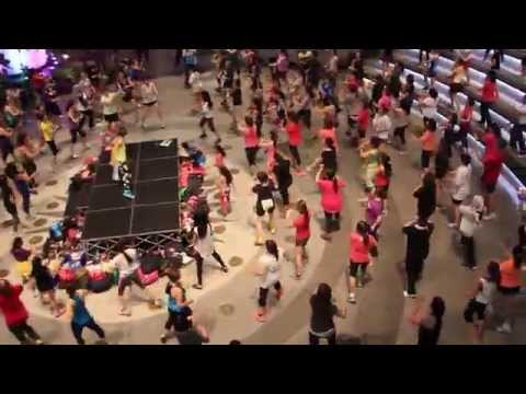 Free Zumba Dance Tuesday Workout, The Star Vista, Singapore