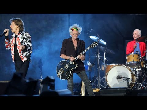 Rolling Stones No Filter Full Concert - Prague 2018-07-04