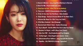 Best korean drama OST   Canciones más tristes de los Doramas