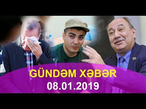 GÜNDƏM:Mehman Hüseynovdan yeni