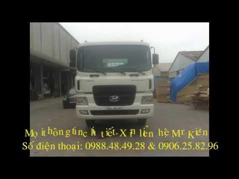 Xe ti 3 ch n, 4 ch n, 5 ch n Gi b n xe ti Hyundai HD210, HD320, HD360, xe u k o HD1000