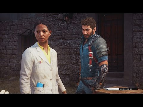 JUST CAUSE 3 - GUIA - PARTE 2