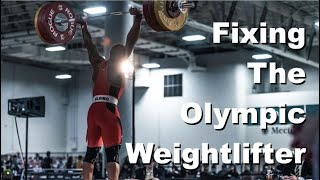 Weightlifter Pain
