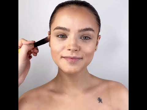 Вечерний макияж от Елены Харченко