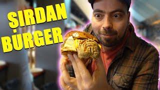 ŞIRDAN BURGER; Şırdan'dan Hamburger, Pizza ve Dürüm yaptım!!