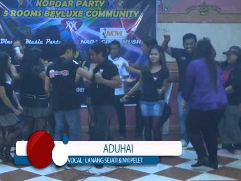 ADUHAI ,,,ROMANSA LIVE MUSIC (  LANANG SEJATI & NYI PELET  )