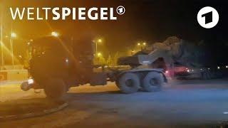 Syrien: Marschieren die türkischen Truppen ein? | Weltspiegel